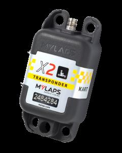 X2 Transponder Kart